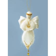 Набор для валяния Чарівна мить  Ангел, дарящий свет (В-28)
