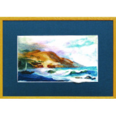 Морской пейзаж (В-65)