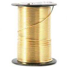 Проволока золотистая 20 Gauge Wire (20GA-85212)