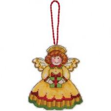 Игрушка на елку Ангел (70-08893)
