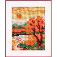 Набор для вышивания бисером Осенний вечер (В-017)