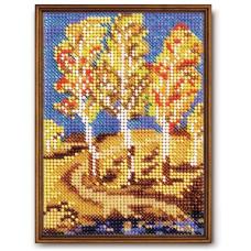 Набор для вышивания бисером Осенняя свежесть (В-112)