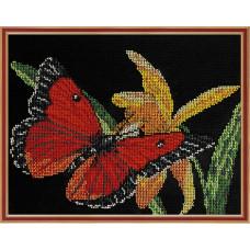 Набор для вышивания бисером Повелительница цветов (В-137)