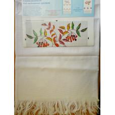 Рушник с вставками для вышивки (7.2ТДК-7 12/1 125/126)