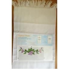 Рушник с вставками для вышивки (7.2ТДК-7 12/1 127/128)
