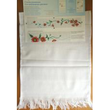 Рушник с вставками для вышивки (7а2ТДК-39 1/1 121/122)