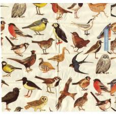 Салфетка-платочек Птичий базар (1249)