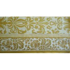 Салфетка-полотенце Золотой королевский узор (1279)