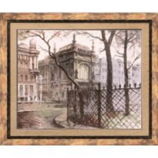 Питерский дворик (М-67)*