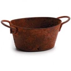 Ржавая металлическая ванная (6552-76)