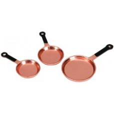 Набор миниатюрных сковородок (2304-02)