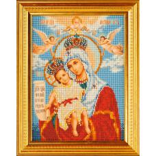Икона Богородица Милующая (В-168)*