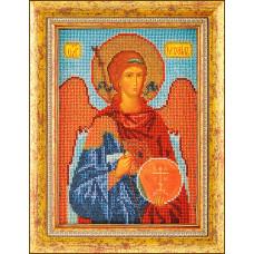 Набор для вышивания бисером Икона Архангел Михаил (В-178)