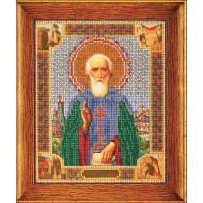 Икона Прп. Сергий Радонежский (В-182)