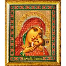 Набор для вышивания бисером Икона Богородица Касперовская (В-183)