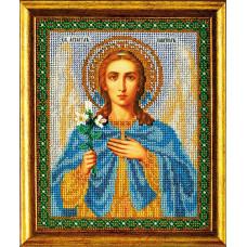 Набор для вышивания бисером Икона Архангел Гавриил (В-184)