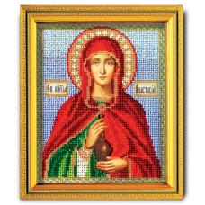 Икона В.М. Анастасия Узорешительница (В-307)
