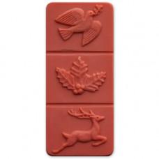 Форма для мыла (под нарезку) Для отдыха ((BREAKHOL1343)