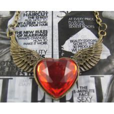 Подвеска Сердце Ангела (CHP#07)