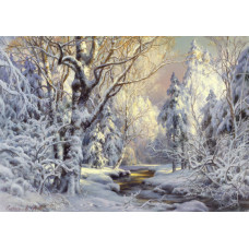 Зимняя сказка (11008)*