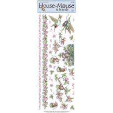 Наклейки House Mouse, Apple Blossom (HMSK-9)