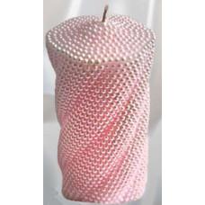 Контур для росписи свечей, розовый (KR-49705)