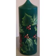 Контур для росписи свечей, зеленый (KR-49710)
