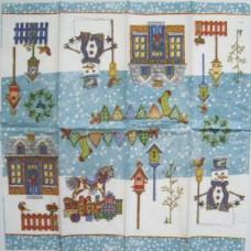 Салфетка Подарки для всех! (1568)