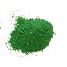 Пигмент для мыла сухой зеленый