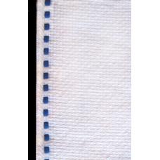 Лента-аида с синей строчкой (широкая)