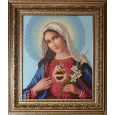 Набор для вышивания бисером Краса і творчість Мария (20409)