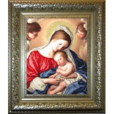 Мадонна с младенцем (71210)