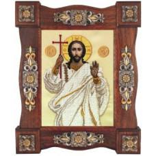 Набор для вышивания бисером Краса і творчість Господь Вседержитель (11011)