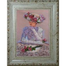 Набор для вышивания бисером Краса і творчість Волнение (10210)