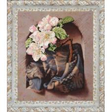 Набор для вышивания бисером Краса і творчість Вдохновение (41210)