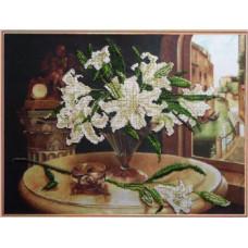 Набор для вышивания бисером Краса і творчість Венеция (80410)