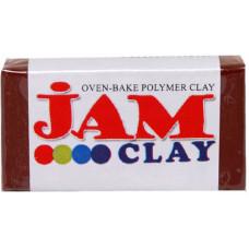 Пластика «Jam Clay», темный шоколад