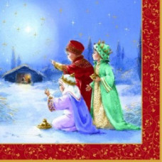 Салфетка Рождество (1325)