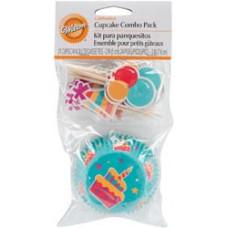 Бумажные формы для кексов и украшения, Celebration (W4151176)