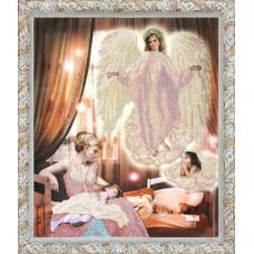 Набор для вышивания бисером Краса і творчість Ангел сна 2 (81211)