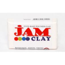 Пластика «Jam Clay», зефир (белый)