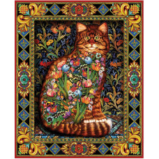 Паззл Tapestry Cat (WM402)