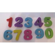 Молд силиконовый Цифры (154)
