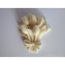 Молд силиконовый Букет тюльпанов (157)