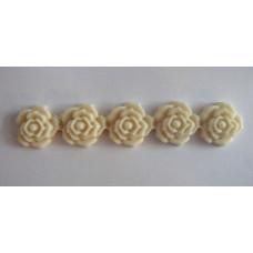 Молд силиконовый Бордюр из роз (158)