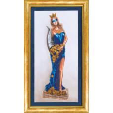 Богиня удачи Фортуна (Б-639)