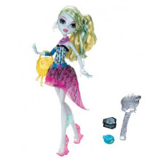 Кукла Monster High Dot Dead Gorgeous Лагуна Блу (MTX4528A)