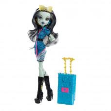 Кукла Monster High Scaris Deluxe Travel Dolls - Путешественницы - Фрэнки Штейн (MTY0376B)