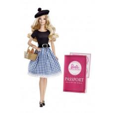 Кукла Барби Француженка (MTX8419A)