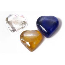 Мозаика Nugget, Разноцветная в форме сердца, 3 шт. (69)